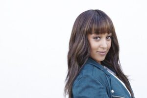 """<img src="""" TameraMowry-Housley """" alt="""" Tamera Mowry-Housley Gives Candid Advice To Working Moms """">"""