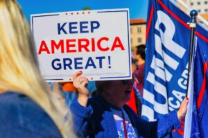 """<img src=""""KeepAmericaGreat"""" alt=""""One Year Later: What I've Taught My 6-Year-Old Daughter About Donald Trump"""">"""