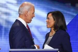 """<img src=""""Harrisandbiden"""".png"""" alt="""" TODAY'S SPEECH FROM HARRIS MIGHT INDICATE HOW SHE'LL INFLUENCE BIDEN ON FAMILIES AND CHILDREN"""">"""